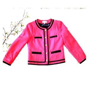 J.Crew Lady Jacket Berry Pink Blazer